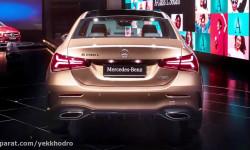نگاهی اجمالی به مرسدس بنز A-Class L مدل 2019 ( Mercedes A-Class )