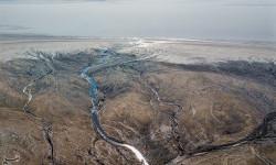 تصاویر هوایی دریاچه ارومیه