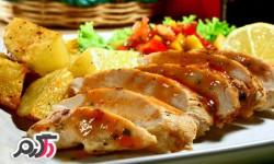 چگونه یک مرغ رژیمی خوشمزه درست کنیم؟