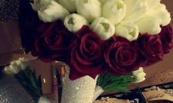 جدیدترین و زیباترین دسته گل های عروس شهریور 2016