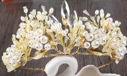 مجموعه ای از تاج عروس اروپایی جدید 2018