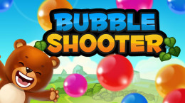 بازی پرتاب حباب