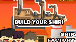 بازی غول کارخانه های کشتی سازی