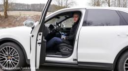 بررسی و تست رانندگی پورشه کاین S مدل 2019 ( Porsche Cayenne S )