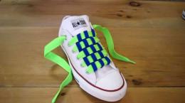آموزش بستن انواع بند کفش دخترانه و پسرانه