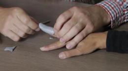 راههای تشخیص و علائم شکستگی انگشت دست