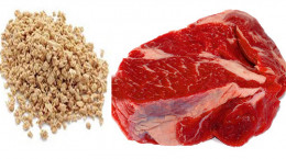 مقایسه گوشت با سویا : تفاوت سویا با گوشت قرمز از نظر ارزش غذایی