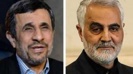 اتهام جدید احمدی نژاد به سردار سلیمانی !