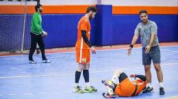 ماجرای عجیب چاقوکشی در لیگ برتر هندبال ایران و بیهوشی یک بازیکن