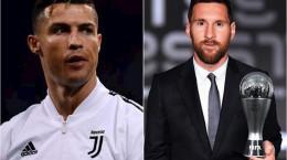 واکنش جالب رونالدو به انتخاب مسی در بهترین های فوتبال