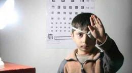 زمان اجرای طرح غربالگری تنبلی چشم کودکان