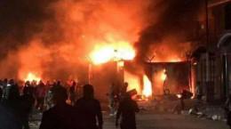حمله به کنسولگری ایران در عراق