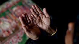 آموزش خواندن نماز برای والدین از مفاتیح الجنان