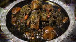 بهترین روش جهت تهیه خورش قورمه سبزی با مرغ