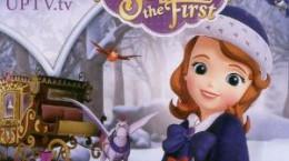 انیمیشن جذاب پرنسس سوفیا در اولین روز برفی