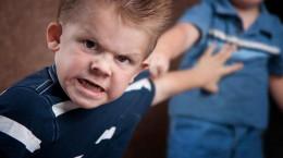 آموزش رفتار صحیح با کودکان پرخاشگر (فیلم)