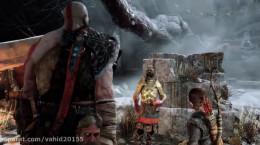 تریلر جدید بازی جنگ با خدایان (God of War ۲۰۱۷)