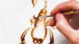 آموزش ویدیویی ۲۳ مدل نقاشی زیبا با ساده ترین ترفندها برای مبتدیان