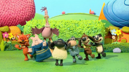 آهنگ و انیمیشن موزیکال بره ناقلا برای کودکان مهد
