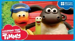 انیمیشن بره ناقلا این قسمت نمایش عروسکی (۲۰۱۹)
