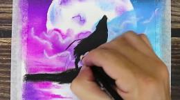 آموزش ترسیم ۱۸ مدل نقاشی خفن و حرفه ای به روشی آسان