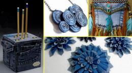 ۳۶ ایده کاربردی برای استفاده مجدد از لباس و پارچهی جین قدیمی