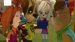 انیمیشن خانواده پوچز این داستان تست شخصیت