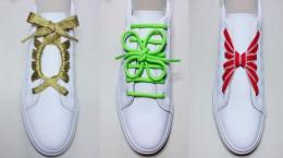 آموزش بستن ۱۸ مدل بند کفش شیک و جدید