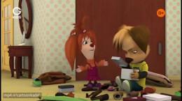 انیمیشن جذاب خانواده پوچز این قسمت کفش