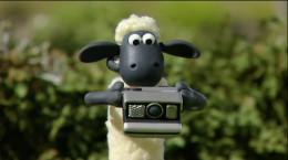 کارتون جذاب بره ناقلا این داستان گوسفندان و دوربین عکاسی