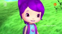 انیمیشن دخترانه توت فرنگی کوچولو قسمت ۱۰