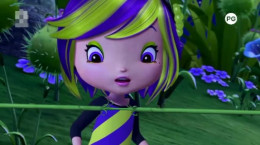 انیمیشن دخترانه توت فرنگی کوچولو ها قسمت ۱۱