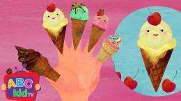 انیمیشن موزیکال خانواده بستنی ها برای بچه های کوچک