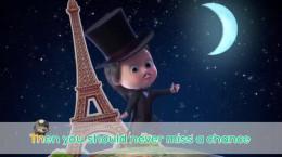 انیمیشن موزیکال انگلیسی ماشا و میشا (کشور ها)