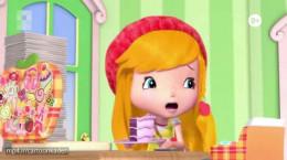 انیمیشن دخترانه توت فرنگی کوچولو ها قسمت ۱۳