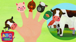 کارتون موزیکال کوکوملون انگشتی و حیوانات Coco Melon