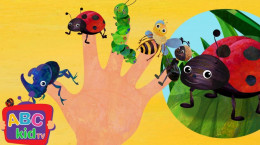 کارتون موزیکال کوکوملون شاد و حشرات Coco Melon