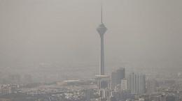 تهران دومین شهر آلوده جهان شد !