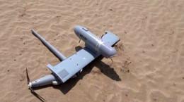 پهپاد جاسوسی ائتلاف سعودی در مرز یمن منهدم شد