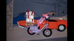 انیمیشن سینمایی پلنگ صورتی و کادوی عاشقانه