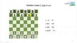 آموزش شطرنج ویژه مبتدیان درس ۶