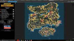 ویدیو گیم پلی بازی هیجان انگیز پابجی PUBG (راهنمای نقشه)