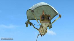 انیمیشن دخترانه شاهزاده و قورباغه با دوبله فارسی
