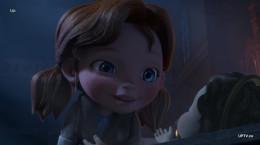 کارتون سینمایی کریسمس آنجلا Angela's Christmas با کیفیت بالا
