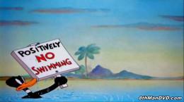 کارتون لونی تونز این قسمت دافی داک در عصر حجر