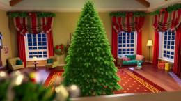 انیمیشن بوبا Booba این قسمت درخت کریسمس