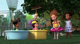 انیمیشن دخترانه نانسی فانتزی Fancy Nancy با زبان اصلی