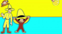 انیمیشن جورج کنجکاو (Curious George) قسمت اول با زبان اصلی