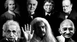 ۳۰ جمله از ناب ترین جملات انگیزشی از بزرگان جهان