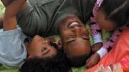 چادر زدن با کودکی نوپا